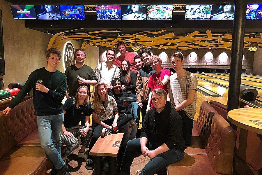 Het team van Restaurant Smoesjes in Utrecht