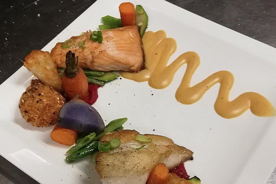 Vis van de dag bij Restaurant Smoesjes in Utrecht